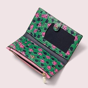 Kate Spade NY Jacqueline Small Slim Bifold Wallet